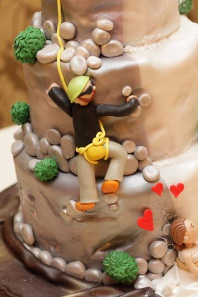 Grom's Cake