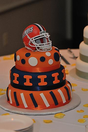 Groom's Cake - Team