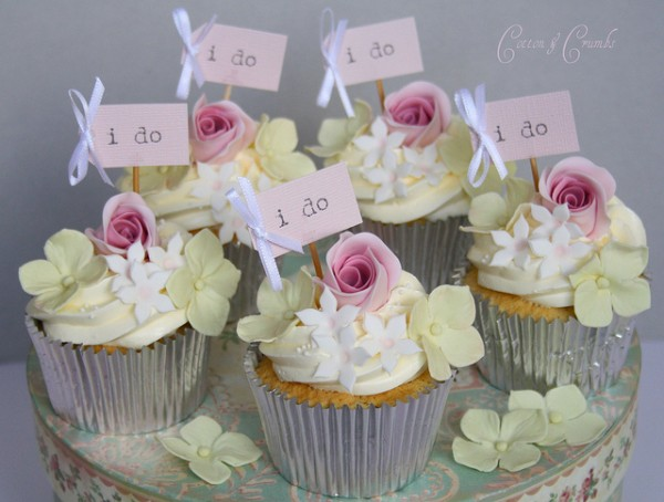 Cupcakes in Bloom