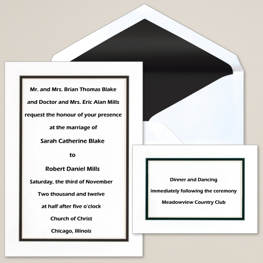 Gift For Parents Hosting Wedding : The Top Two Wedding Invitation Wording Mistakes Exclusively Weddings ...