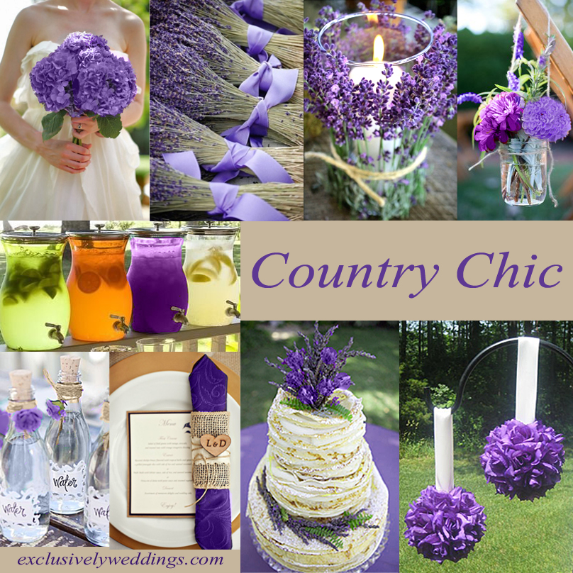 Country chic wedding exclusively weddings blog wedding ideas original size at 808 808 junglespirit Image collections