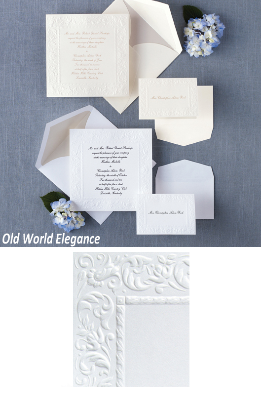 Old World Elegance