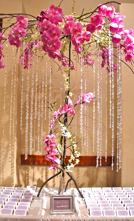 Pink Orchid Tree