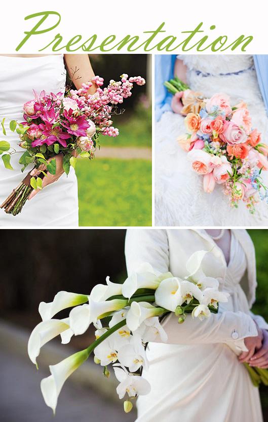 Presentation Bouquets