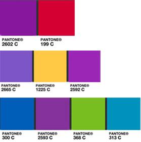 Pantone Purple Plus
