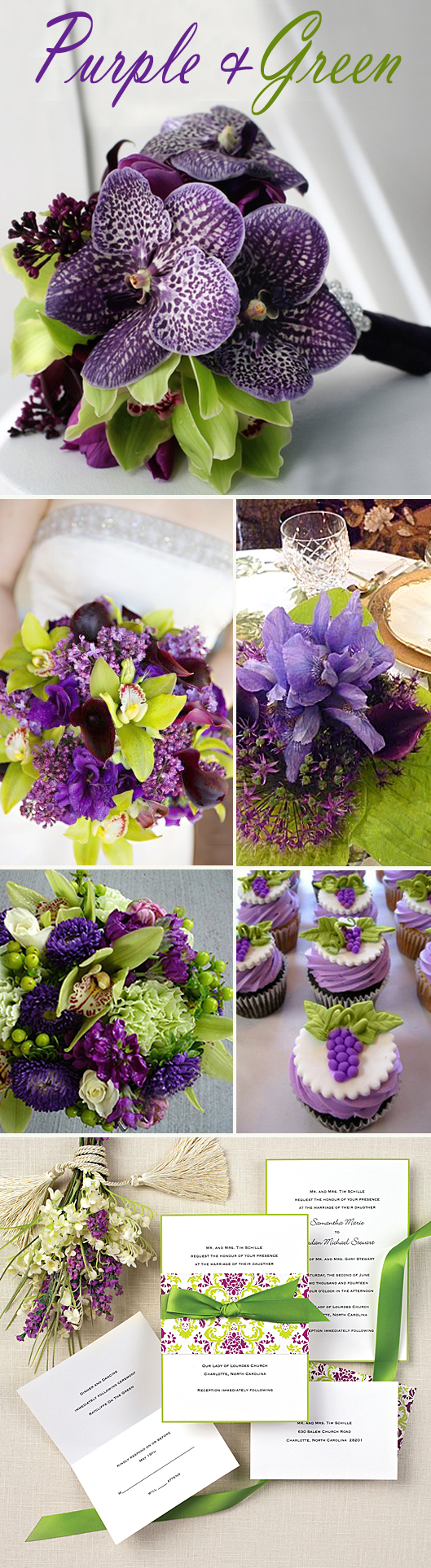 your wedding color purple exclusively weddings blog