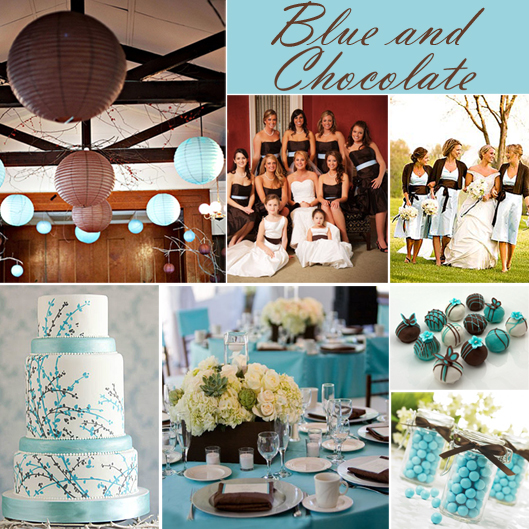 Red And Tiffany Blue Wedding Ideas: Your Color Story – Choosing Your Wedding Colors