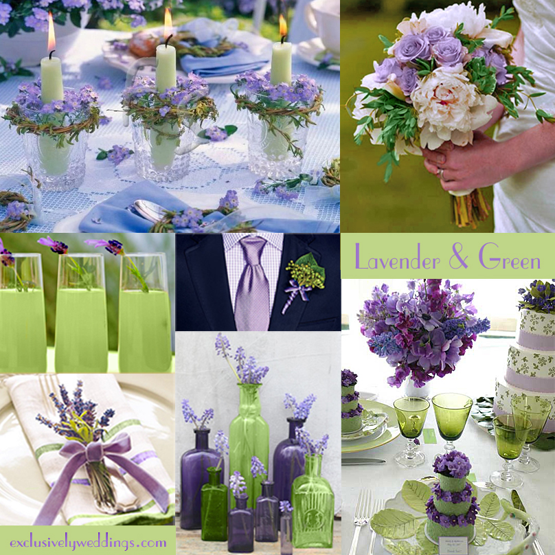 5 Green Wedding Decorations That Will Leave You Speechless: Combination Options You Don't Want