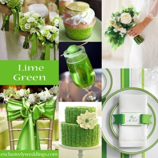 Lime-Green-Wedding-Color