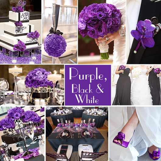 Wedding Ideas By Colour: Your Wedding Color Story – Part 2