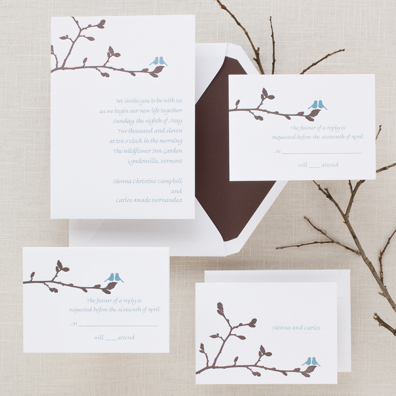 your wedding invitation and your wedding colors  exclusively, Wedding invitations