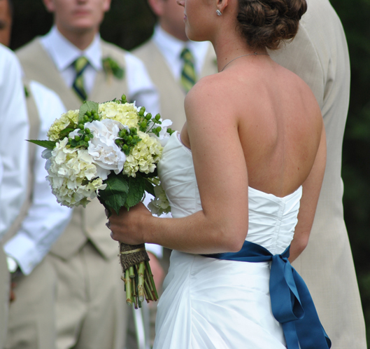 Taylor and Andrew's Rustic Wedding