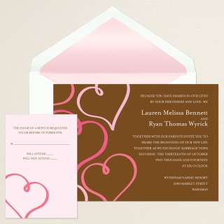 Pink_and_Brown_Wedding_Invitation_With_Hearts