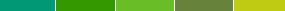 green color chart 3