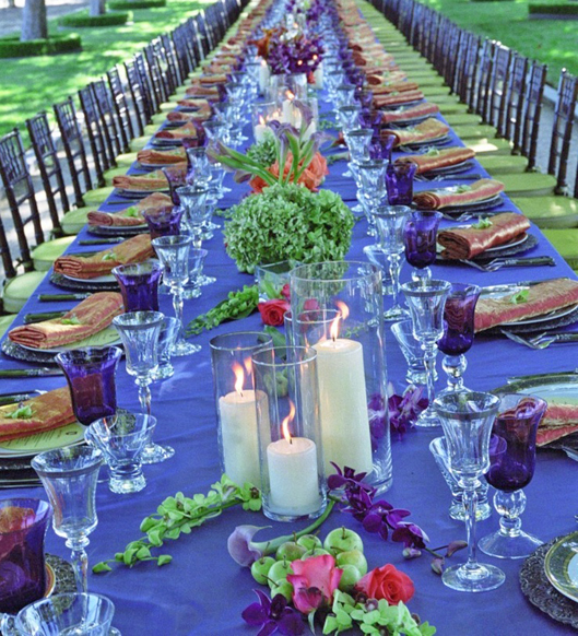 Your Outdoor Wedding Reception What S Your Style