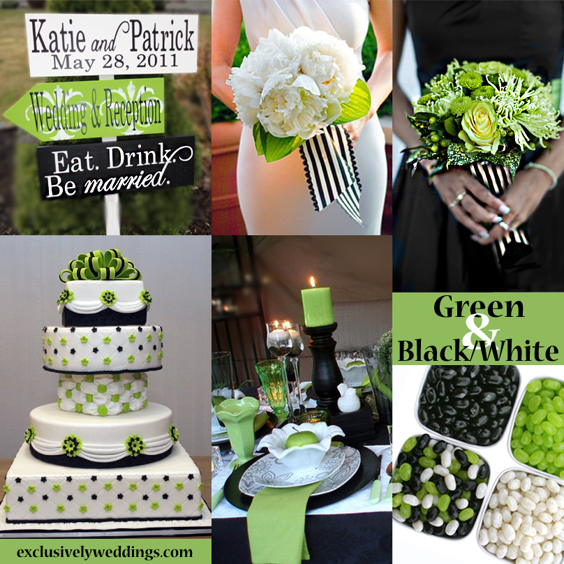 Green Wedding Ideas: Olive Green Wedding Color Of The Year