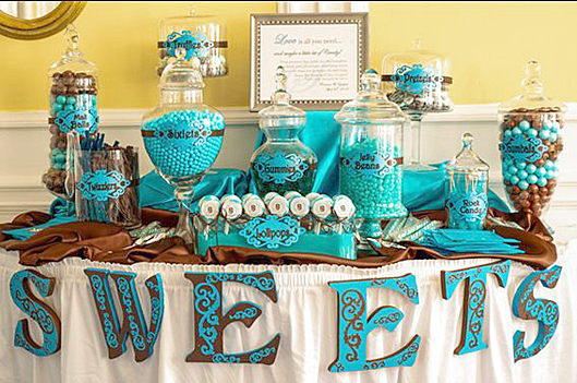 Top 10 Tips for the Perfect Candy Buffet for Your Wedding