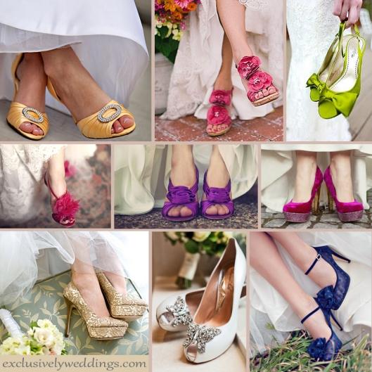 Bridal Shoes - Wedding Shoes