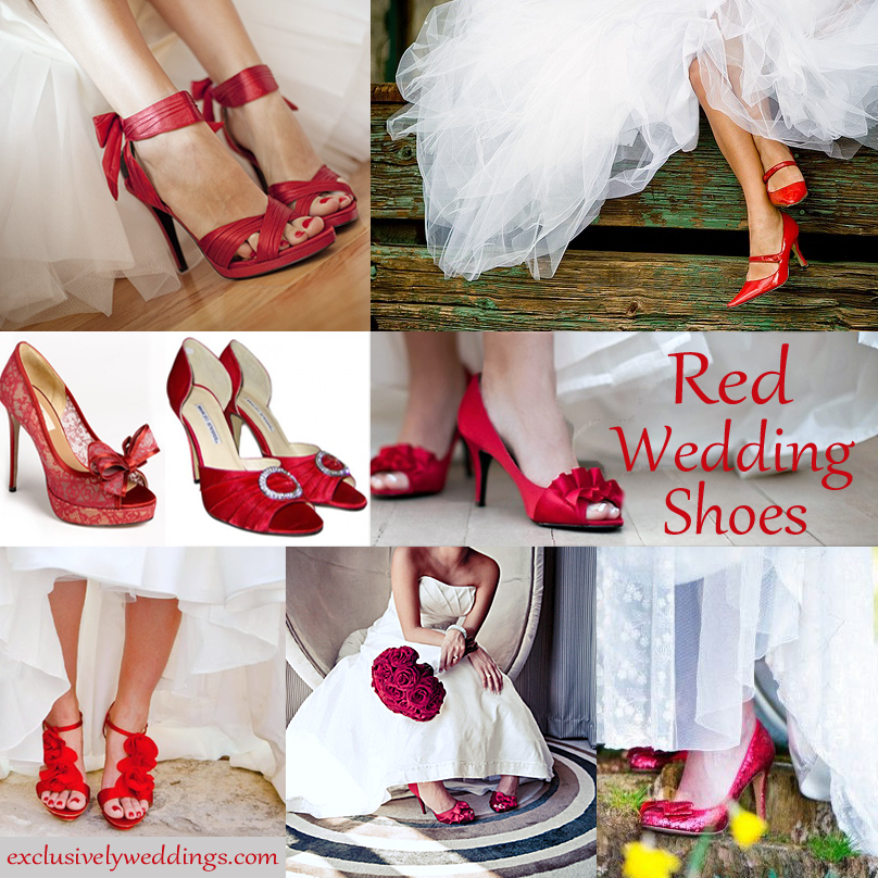 Wedding Shoes Whats Your Style