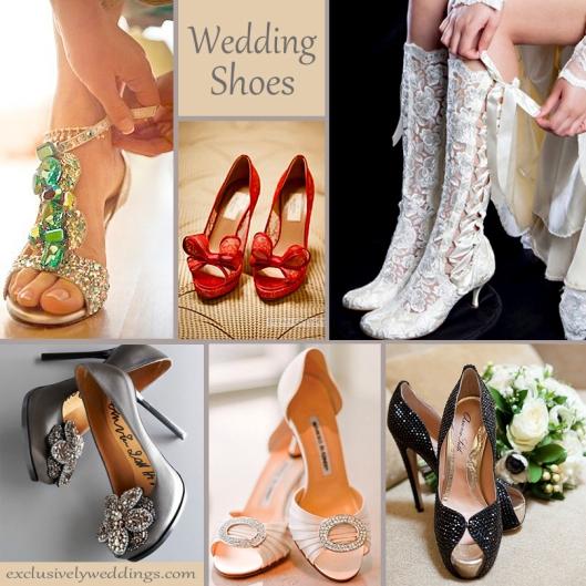 Wedding Shoes - Bridal Shoes