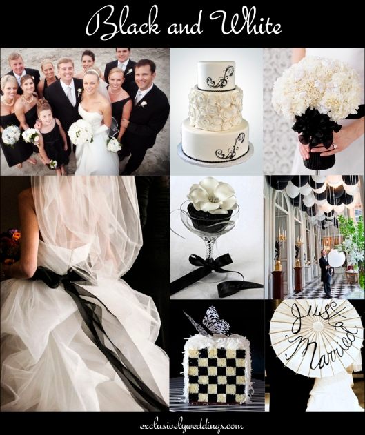 Black-and-White-Wedding-Colors