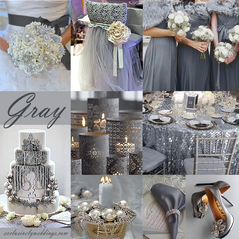 10 Awesome Wedding Colors You Havent Thought Of Exclusively Weddings
