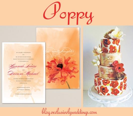 Orange_Watercolor_Poppy_Wedding_Invitation