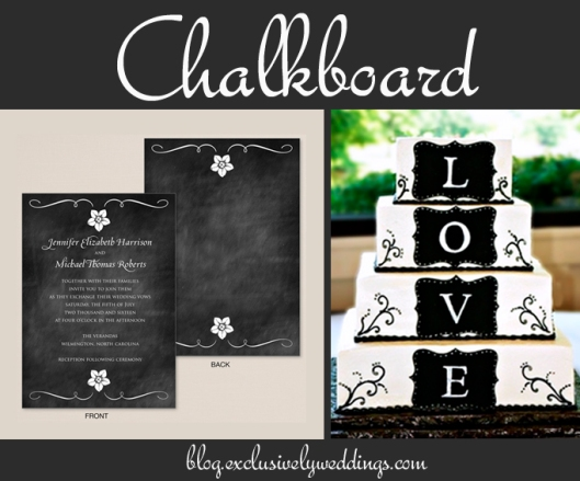 Chalkboard_Floral_Wedding_Invitation