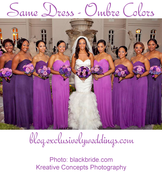 Wedding Dresses With Two Different Colors 120