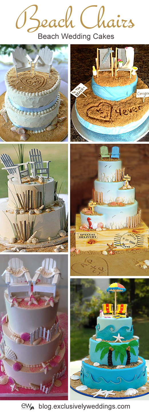 Beach Wedding Cakes Beach Wedding Cake