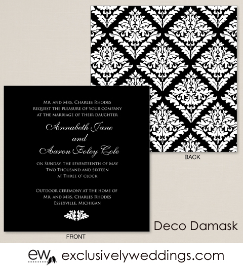 Deco_Damask_Wedding_Invitation_From_Exclusively_Weddings
