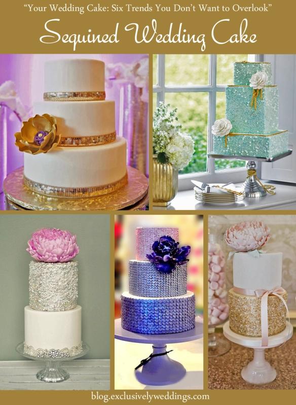 Sequined_Wedding_Cake
