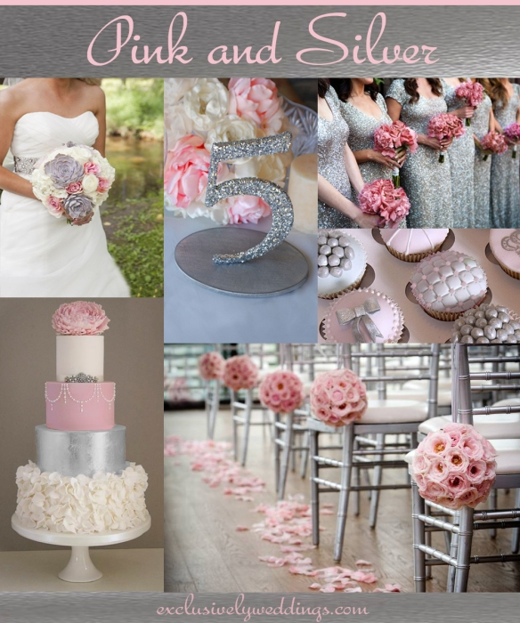 Pink_and _Silver_Wedding_Colors
