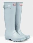 Porcelain Blue Hunter Boots